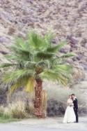 Palm Springs Wedding with Tattooed Rockers