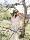 Elegant Organic Mother Nature Inspired Shoot