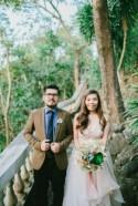 Do It Yourself Rustic Wedding in The Philippines