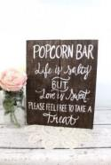 26 Exciting Popcorn Bar Ideas For Your Wedding