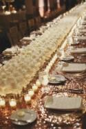 Elegant White + Gold Ballroom Wedding