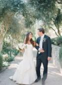 Organic and Neutral Intimate Real Wedding - Wedding Sparrow