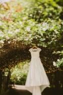 Romantic Garden Wedding with Vintage Details