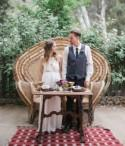 1970s Bohemian Wedding Inspiration