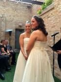 A wine-themed wedding in Chicago