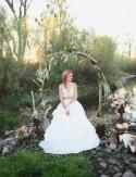 Ethereal River Bridal Inspiration