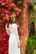 Autumn Bride Ideas - Polka Dot Bride