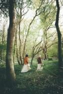 An Unkempt yet Enchanting Woodstock Inspired Shoot...