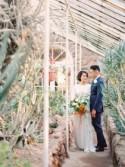Greenhouse Garden Wedding Inspiration