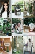 Traditional Italian Wedding with Literary Decor