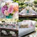 Sonoma Wedding Charms with Soft Pastels