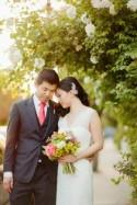 Vibrant & Quirky Colourful Spring London Wedding - Whimsical...
