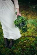 Lord of the Rings Woodland Inspired Bridal Editorial - Whimsical...