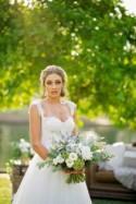 Soiree By The Seaside Wedding Inspiration - Polka Dot Bride