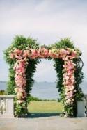 Newport Wedding with Stellar Coral Details