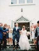 Classic Summer Nantucket Wedding