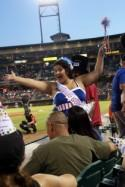 How to throw a joint bachelor/bachelorette party at a baseball game