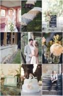 Effortlessly Gorgeous Outdoor Wedding in Australia