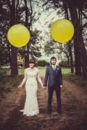 22 Trendy Giant Balloon Ideas For Your Big Day