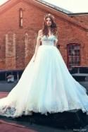 New Arrival Galia Lahav 2016 Wedding Dresses Cinderella Dress Multi-layered Tulle Applique Lace Wedding Dress Bridal Gown Online with $137.96/Piece on Hjklp88's Store