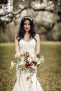 Marsala Wedding Inspiration: Pantone Color of the Year!