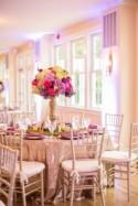 How to Create Glamorous Wedding Centerpieces