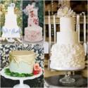 Most Influential Wedding Cake Designs in 2015