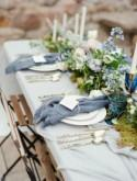 Neutral Wedding Design in the Colorado Foothills - Wedding Sparrow