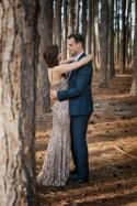 Formal Cocktail Party Wedding - Polka Dot Bride