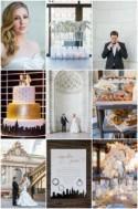 Glamorous New York Wedding With Stunning Manhattan Views
