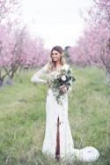Spring Bride Inspiration - Polka Dot Bride