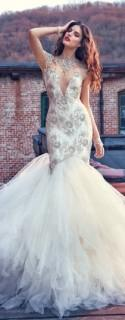 10 Wedding Dresses Inspired by The Emmy's 2015 - Belle The Magazine