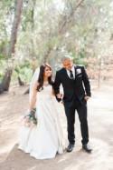 Romantic California Wedding in Buena Park