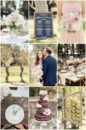 Rustic Outdoor Wedding in California