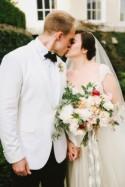 Chic Atlanta Wedding