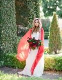 Little Red Riding Hood Wedding Inspiration
