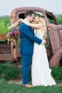 Colorful Bohemian Wedding in Ontario