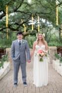 Garden Wedding in Dripping Springs