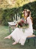 A Fall Feeling: An Eclectic Bohemian Styled Shoot by Amber Events