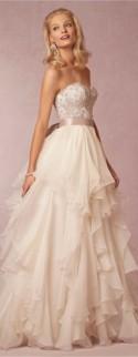 BHLDN Wedding Dresses - Part 1 - Belle The Magazine