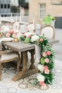 Garden Rooftop Wedding Inspiration