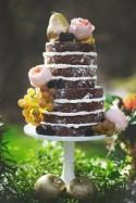 10 Naked Wedding Cakes We Love