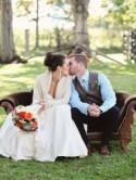 A Country-Chic Wedding In Blackstock, Ontario