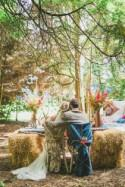 A Free Spirited and Colourful Bohemian Styled Wedding Shoot