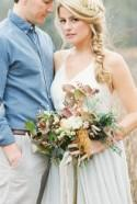 Thanksgiving wedding inspiration - Feast in the Field - Wedding Sparrow
