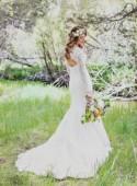 Rustic Bohemian Mountain Wedding: Chelsea + Chris