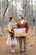 Fantastic Mr Fox Wedding Inspiration