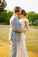 Northbrook Park Whimsical & Soft Modern Vintage Garden Wedding