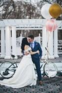 Snowy weddings, yorkie pups, and sunsets: New Jersey's Lily Szabo's favorite 2015 weddings are ours, too