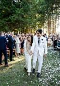 A Boho-Chic Wedding In Northern Ontario